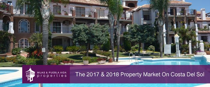 2017 & 2018 Property Market