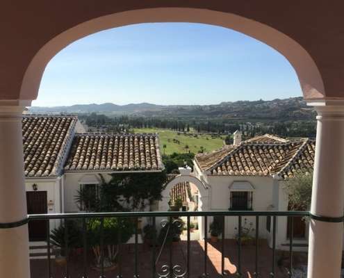 Andalusian Architecture in Puebla Aida Properties for sale