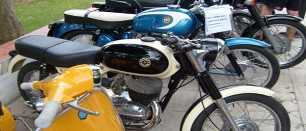 The Classic Motorbike Show Mijas