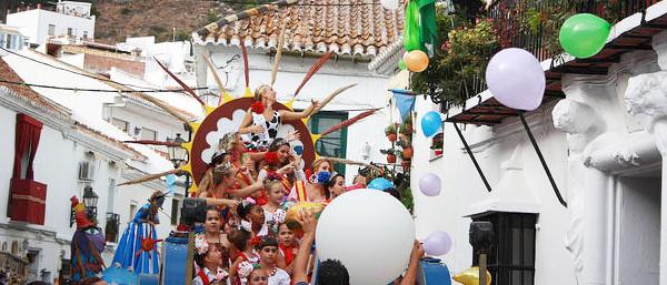 Mijas Carnival