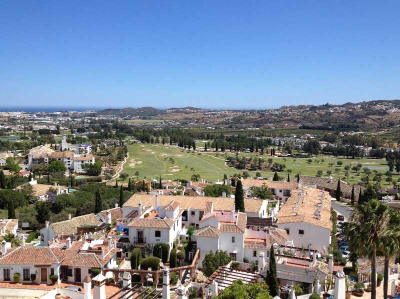 spectacular views from puebla aida